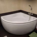 Демонтаж акриловой ванны